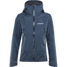 Norrøna Falketind Gore-Tex Jacket Damen indigo night